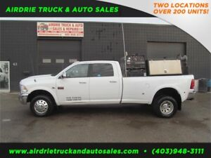 2012 Dodge 3500 Laramie Dually Lincoln Welder + Air-compressor!!