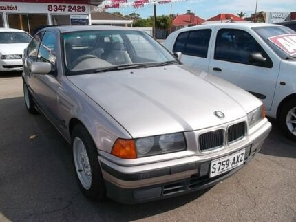 1995 BMW 316I E36 Compact 4 Speed Automatic Hatchback Woodville Park Charles Sturt Area Preview