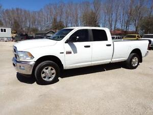 2012 Ram 2500 SLT Crew Cab 4x4 long box 5.7 Hemi $20900 8ft box