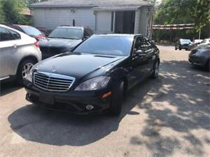 *CERTIFIED* 2007 MERCEDES S 550 AMG PACKAGE