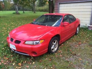 2000 Pontiac Grand Prix Sedan