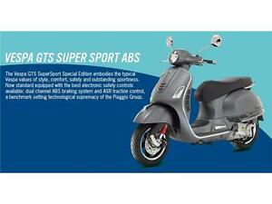 2016 VESPA SUPER SPORT ABS