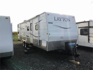 SKYLINE LAYTON 291LTD - BUNKs W/2 BDROOMS, SLIDE, WINTER SAVINGS