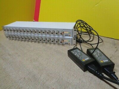 Estate 2 Two Axis M7016 Video Encoder