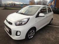 LHD 2016 Kia Picanto 1.0 Petrol 5 Door SPANISH REGISTERED