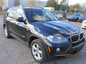 2010 BMW X5 30i  accident free back up camera