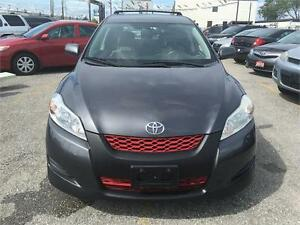 2009 Toyota Matrix XR manul transmission Special price $5999