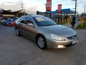 2003 Honda Accord V6-L 4 Speed Automatic Sedan Cairnlea Brimbank Area Preview