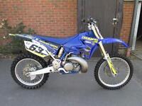 YAMAHA YZ 250 2004 MX MOTO CROSS OFF ROAD BIKE