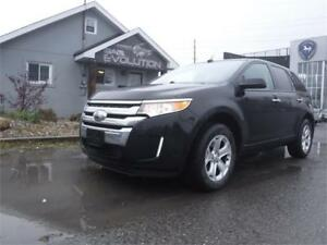 Ford Edge Nav Panoramic Lthr Certifiedwrty