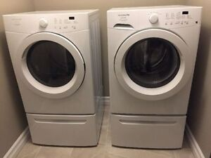 Sale!Frigidaire Affinity Washer/Dryer combo. MovingThisWeekend