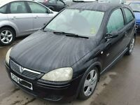 BREAKING 2004 Vauxhall Corsa C 1.7 CDTI SRI Engine Door Boot Alloy Glass Windscreen Seat Bonnet...
