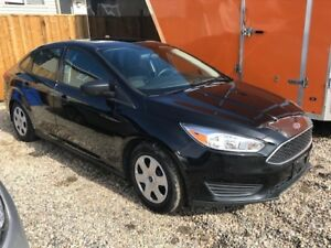 REDUCED - 2015 Ford Focus S - Extra Low KM's