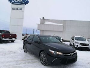 2016 Toyota Camry LE, FRONT WHEEL DRIVE, POWER WINDOWS AND LOCKS
