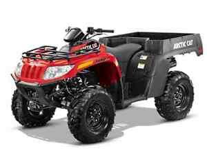 2016 ARCTIC CAT TBX 700 EPS
