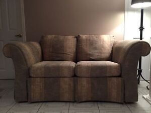 Couches / sofa, loveseat,chair and ottoman (4 piece set) Gatineau Ottawa / Gatineau Area image 1