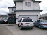 PRICE REDUCED -TWO-STORY HOUSE, GREAT MOUNTAIN VIEW - HINTON, AB