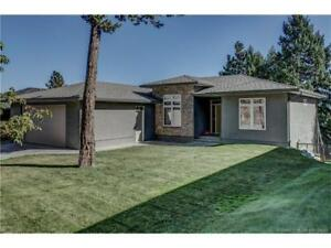 Modern 3bdr House with Gym and Home Theater in West Kelowna