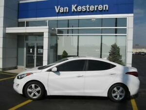 2013 Hyundai Elantra GLS 6AT