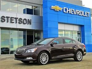 2016 Buick LaCrosse Premium CXL AWD V6|LOW KMS|Driver Confidence