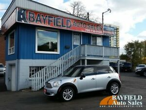 2011 MINI Cooper Countryman **6 Speed/Heated Seats/Panoramic Roo