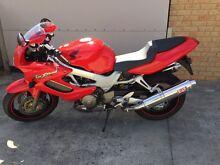 2007 Honda VTR 1000F (Firestorm) Bakery Hill Ballarat City Preview