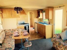CHEAP CARAVAN WITH NEXT YEARS FEE'S INCLUDED IN GREAT YARMOUTH NORFOLK