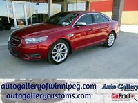 2014 Ford Taurus Limited AWD*Lthr/NAV