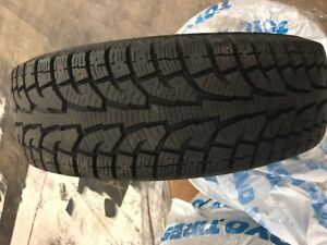 4  (Four)  Hankook winter tires with Rims