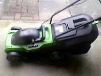 Charles Bentley Electric Lawnmower