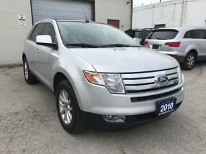 2010 Ford Edge SEL AWD LEATHER/PANORAMIC ROOF/ NO ACCIDENT