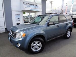 2012 Ford Escape XLT, 5 Speed Manual, No Accidents!!