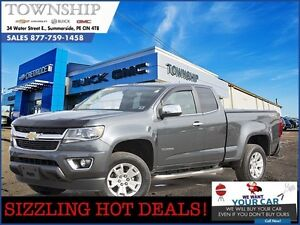 2015 Chevrolet Colorado 4WD LT - $16/Day! -  3.6L V6 - Front Buc