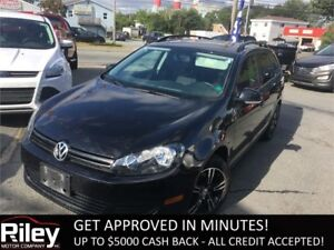 2012 Volkswagen Golf Wagon Trendline STARTING AT $112.30 BI-WEEK
