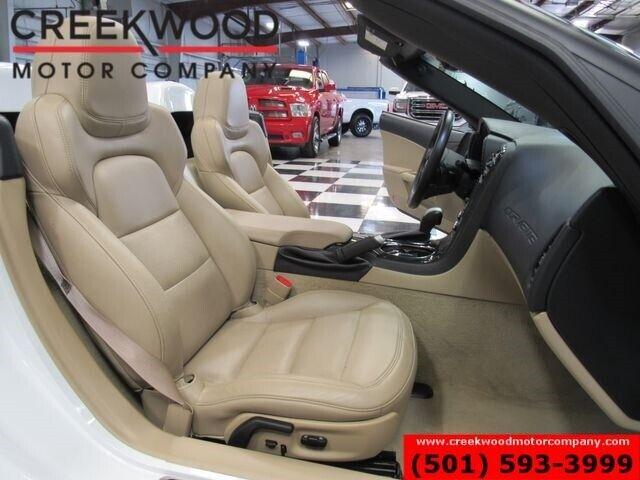 2012 White Chevrolet Corvette Convertible 3LT   C6 Corvette Photo 10