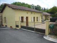 Renovated,extended fermette.house with 8000 sq.mtr land .for sale .