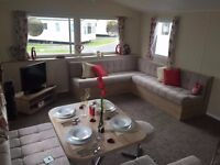 BRAND NEW STATIC CARAVAN FOR SALE, YORKSHIRE DALES ***£299 A MONTH & FREE SITE FEES FOR 2 YEARS***