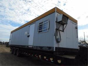 ATCO SKID MOUNTED  OFFICE TRAILER