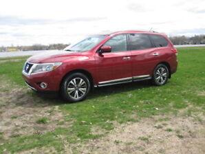Nissan Pathfinder Platinium + 2013 TOIT/GPS/CAMERA/7PASS