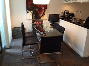 Italian design chairs, for kitchen, dining room, office