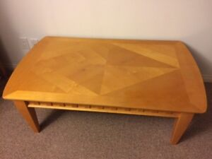 Coffee and Side Tables - new price!