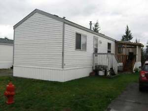 Well Loved & Cared For 2Bdrm Mobile in Barriere