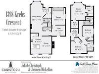 1398 Krebs Cres, Courtenay - Heritage style home