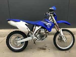 2010 Yamaha WR450F Epping Whittlesea Area Preview