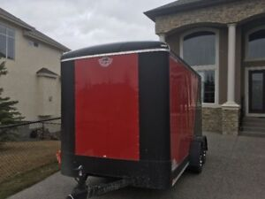 2015 Gorgeous Cargo mate utility trailer barly used