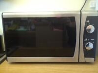 Microwave,needs to go a.s.a.p. ,Sainsbury's own