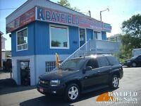 2009 Chevrolet TrailBlazer LT 4x4 **Leather/Sunroof**