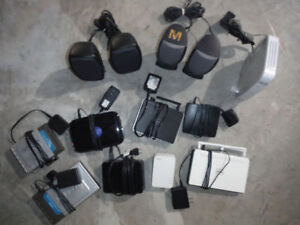 Router(s) and speaker(s) set and Cable for sale