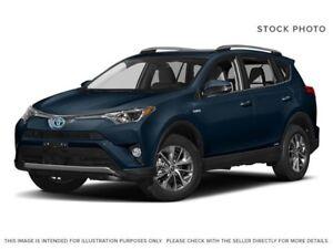 2018 Toyota RAV4 XLE Hybrid