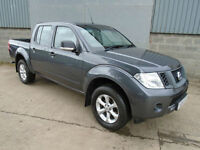 Nissan Navara Visia double cab pick up 2014 14 reg